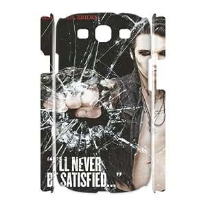DIY Samsung Galaxy S3 I9300 Case, Zyoux Custom High Qualtiy 3D Samsung Galaxy S3 I9300 Shell Case - Black Veil Brides