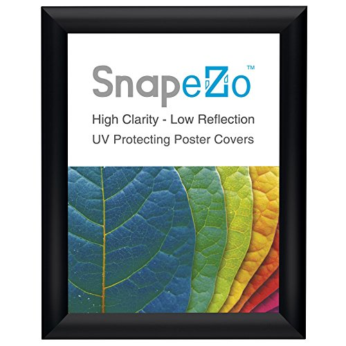 Photo Frame 8x10 Inch, Black SnapeZo 1