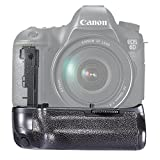 NEEWER:emoji: Vertical Multi-Power Canon BG-E13 Battery Grip for Canon EOS 6D,Works with 1 or 2 Pieces LP-E6 or 6 Pieces AA Batteries