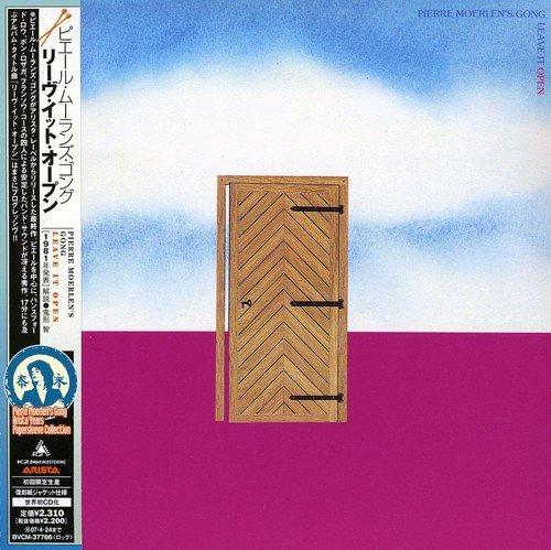 CD : Gong - Leave It Open (Japanese Mini-Lp Sleeve, Japan - Import)