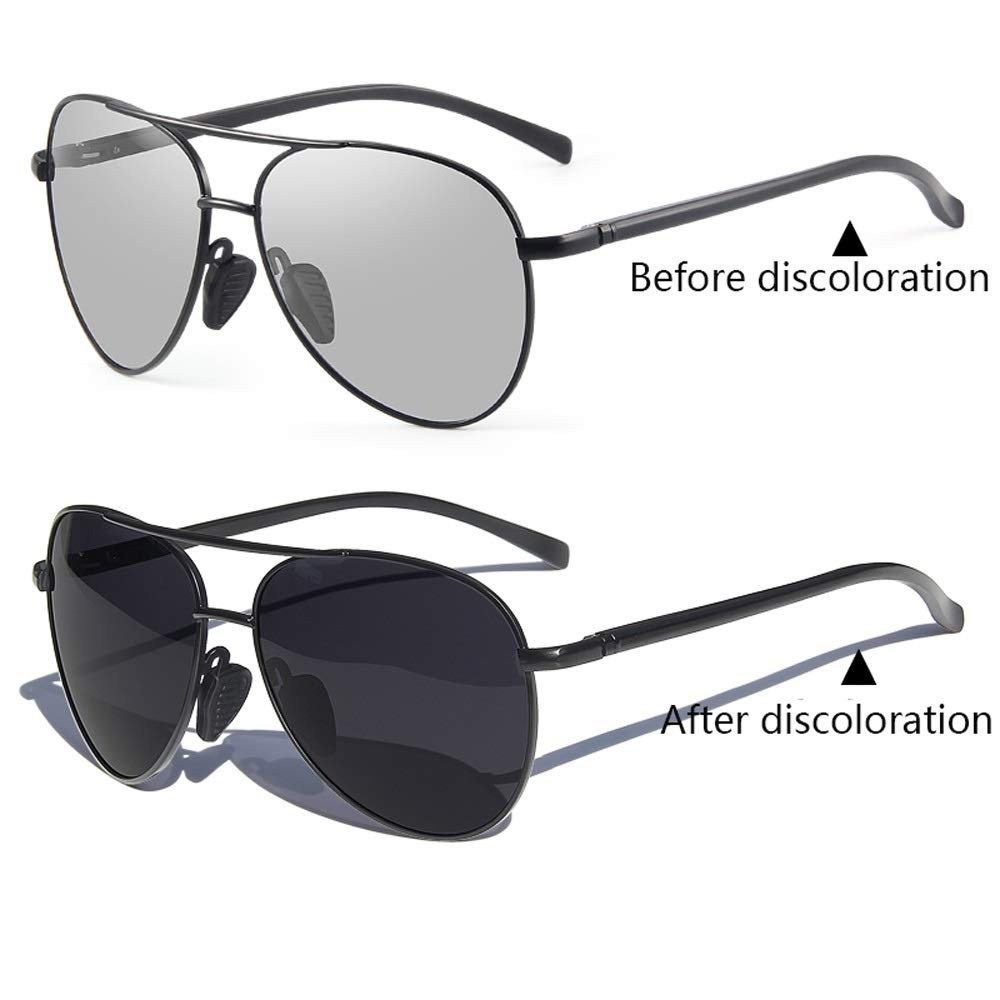 Black Polarized color Sunglasses for Men, Drivers Driving Sunglasses, UV Fishing, Sports Sunglasses, Men