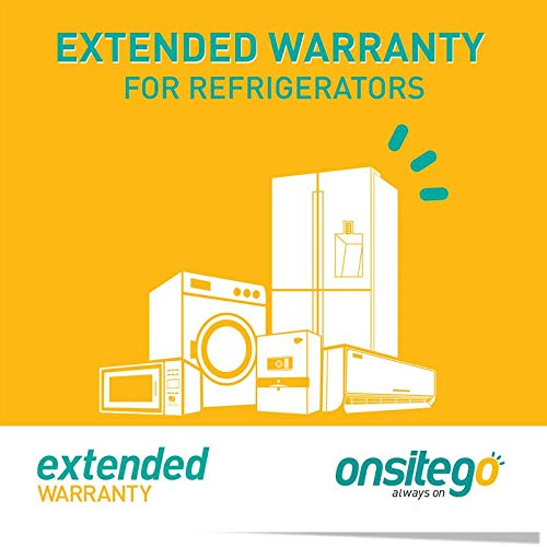 Onsitego 2 Years Extended Warranty for Refrigerators (Rs. 150001 to Rs. 200000)