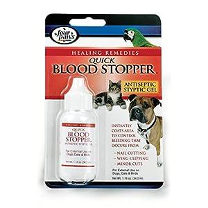 Four Paws Pet Quick Blood Stopper Gel, 1.16 oz 4