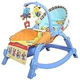 Magicwand Newborn To Toddler Portable Baby Rocker - Multi Color