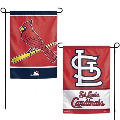 """MLB St. Louis Cardinals WCR21281012 Garden Flag, 11"""" x 15"""""""