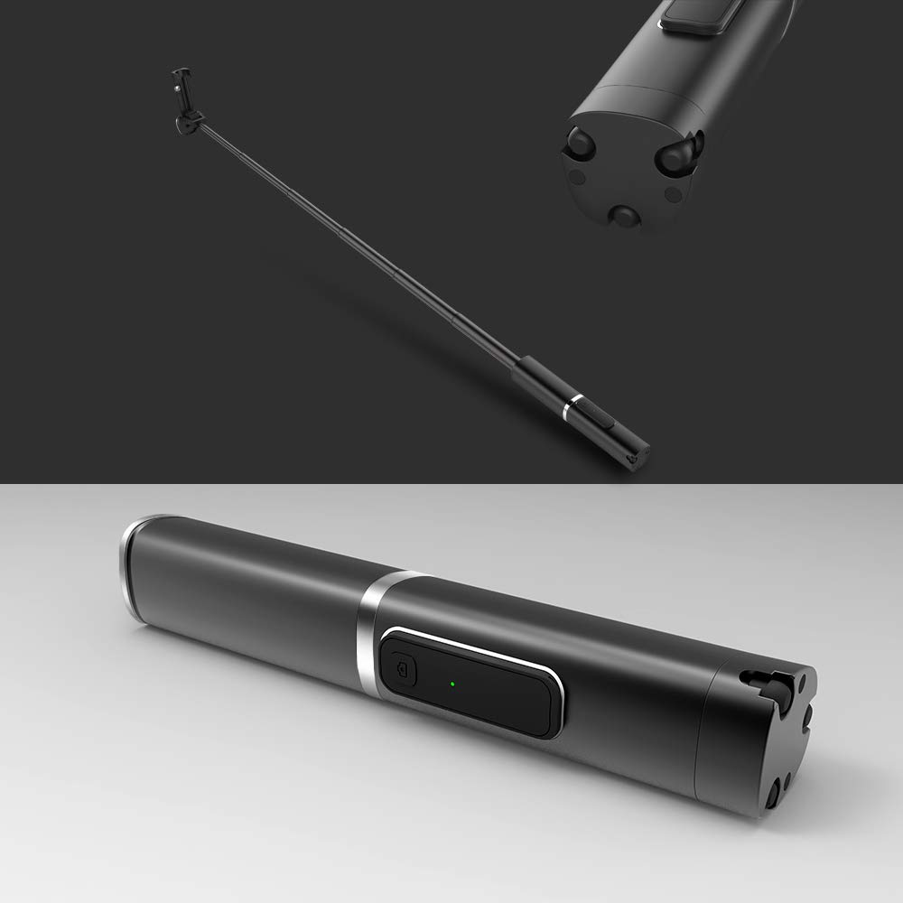 UMIDIGI Selfie Stick Tripod Extendable Bluetooth Selfie Stick Tripod Stand for iPhone /& Android All in One with Detachable Wireless Remote