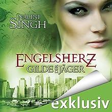Engelsherz (Gilde der Jäger 9) Hörbuch von Nalini Singh Gesprochen von: Elena Wilms