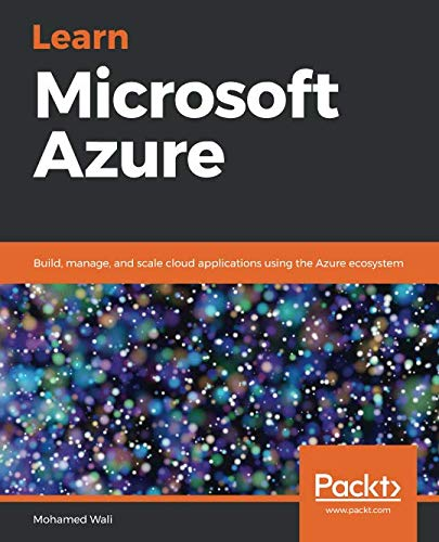 Learn Microsoft Azure Front Cover