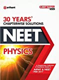 30 Years' Chapterwise Solutions CBSE AIPMT & NEET - Physics