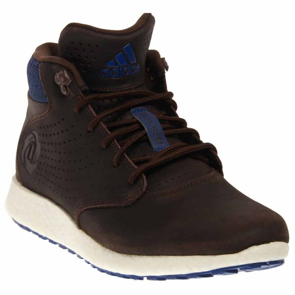 adidas D Rose Lakeshore Boost Men's Basketball Shoes B00RYBH5XI 8 D(M) US|Brown