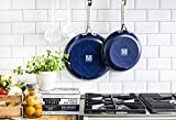 Blue Diamond Pan 9.5''& 11'', 2pk Frypan