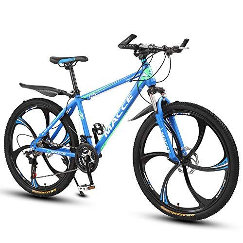 Mountainbike – 26 Inch – Versnellingen Van 21,24 of 27 Versnellingen, Vorkvering – Fiets Voor Heren En Dames…