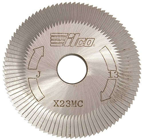 (Kaba Ilco X23MC Cutter Blade for 045 Key Machine)