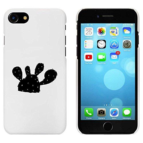Blanc 'Cactus' étui / housse pour iPhone 7 (MC00065076)