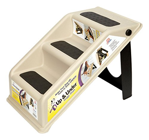 AS SEEN ON TV Bulbhead Up and Under Doggy Steps: Dog Stai...