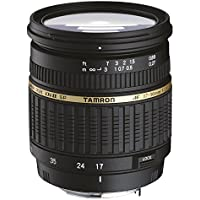Tamron SP AF 17-50MM F/2.8 XR Di II LD Aspherical (IF) Lens with hood for Canon - International Version (No Warranty)