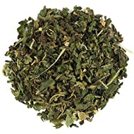 Frontier Co-op Nettle, Stinging Leaf, Cut & Sifted, Certified Organic, Kosher, Non-irradiated   1 lb. Bulk Bag   Sustainably Grown   Urtica dioica L.