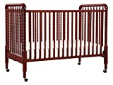DaVinci Jenny Lind Stationary Crib, Rich Cherry