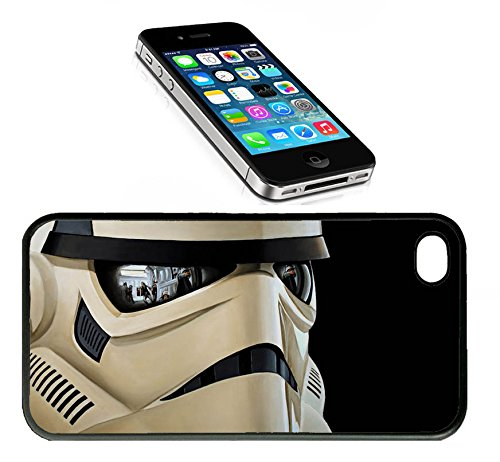 Cas de l'iPhone 4 / 4S. Aucune image ne deteindre ou fondu - Star Wars Storm Trooper