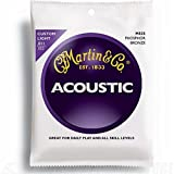 Martin M535 Phosphor Bronze Acoustic Guitar Strings - Custom