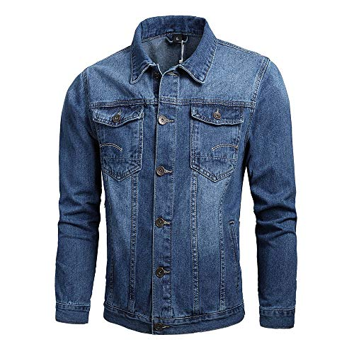 iYYVV Mens Autumn Winter Casual Long Sleeve Turn-Down for sale  Delivered anywhere in USA