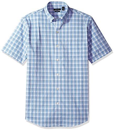 Van+Heusen+Men%27s+Flex+Stretch+Short+Sleeve+Non+Iron+Shirt%2C+Turquoise+Aquatic%2C+2X-Large