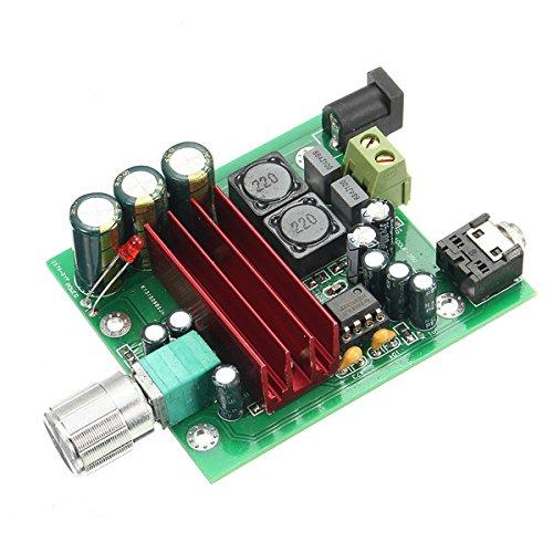 ILS - TPA3116 D2 8-25VDC 100W mono subwoofer amplificatore digitale Consiglio NE5532 OpAmp