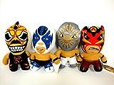 CMLL De Lucha Libre 4 Plush Doll 7 inches