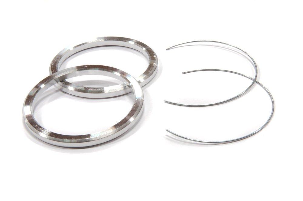 SSR PARTS202 Aluminum Hub Centric Rings (79.5-67.1 (Pair))