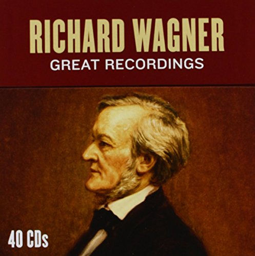 richard wagner great recordings - 1