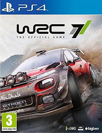WRC 7 (PS4)