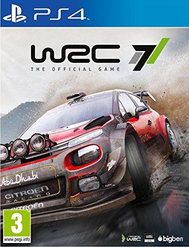WRC 7 (PAL Import), PS4