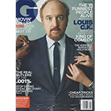 GQ May 2014 Louis C.K. The 15 Funniest People Alive