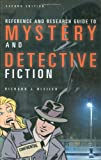 Reference and Research Guide to Mystery and Detective Fiction, Richard J. Bleiler, 1563089246