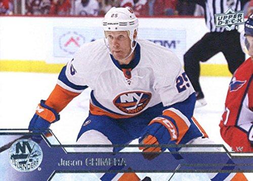 2016-17 Upper Deck Series 2 Hockey #371 Jason Chimera NY Islanders (2016 17 Upper Deck Series 2 Hockey)