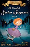 The Case of the Stolen Sixpence, Holly Webb, 0544339282