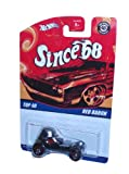 Hot Wheels 40th Anniversary Since '68 Top 40 Series 1:64 Scale Die Cast Metal Car # 3 of 40 - RED BARON