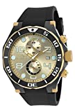 Invicta Men's 17815 Pro Diver Two-Tone Stainless Steel Watch with Black B