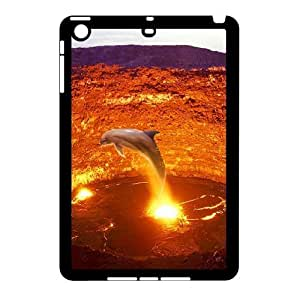 ALICASE Diy Dolphin Phone Case For iPad Mini [Pattern-1]