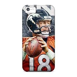 Premium Denver Broncos Heavy-duty Protection Case For Iphone 5c