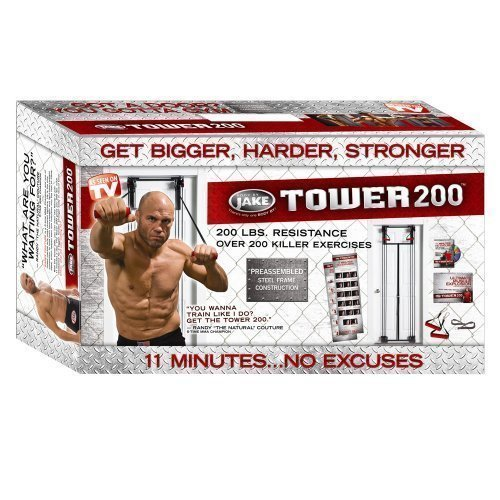 Body by Jake Tower 200 Widerstands-Training, 5,6 kg