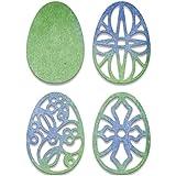 Cheery Lynn Designs CABD76 Easter Eggs