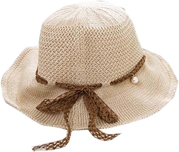 Gorros Gorro De Sol para Mujer Sombrero Playa Verano De De ...