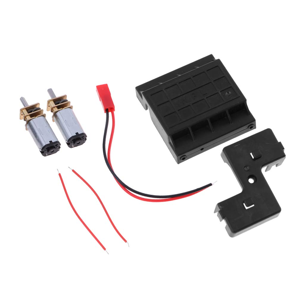 Baoblaze RC Upgrade N30 Parts Motor With Shell For WPL OP Suitable Metal Accessories