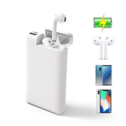 Amazon.com: ATETION Power Bank - Cargador portátil 2 en 1 ...