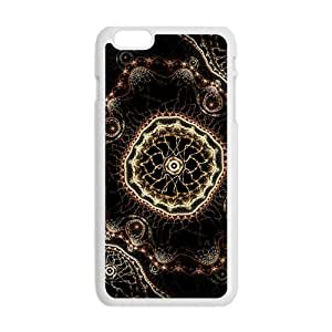 Artistic fractal abstract design Cell Phone Case for Iphone 6 Plus