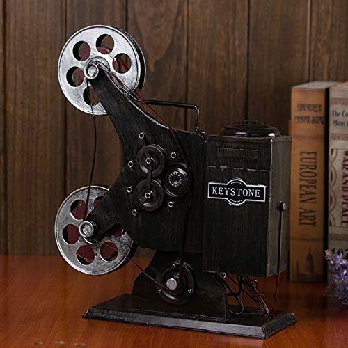 MEIDI Home Retro Vintage Antiguo Proyector Modelo Decoración ...
