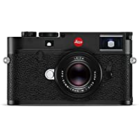 LeicaM10 Digital Rangefinder Camera, Black