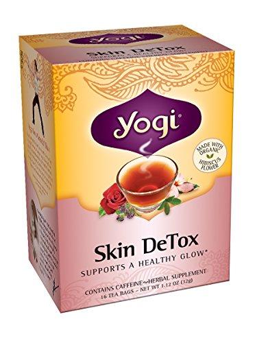 Йог кожи Детокс чай, 16 пакетиков (Pack из 6)