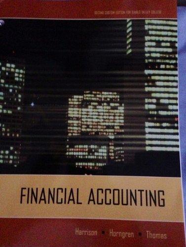 Financial Accouting